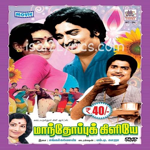Manthoppu Kiliye Poster