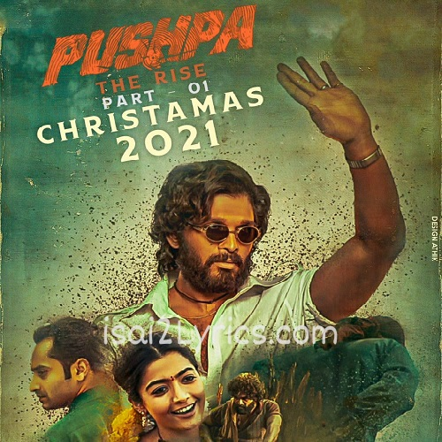 Puspha (The Rise) Poster