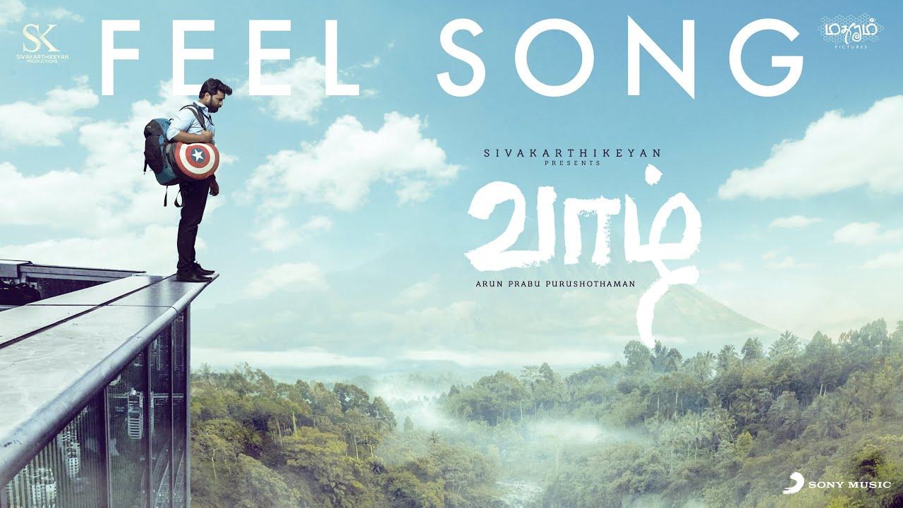 Feel Song Poster