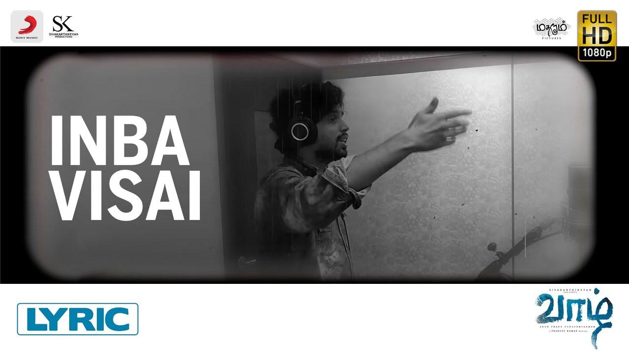 Inba Visai Song Poster