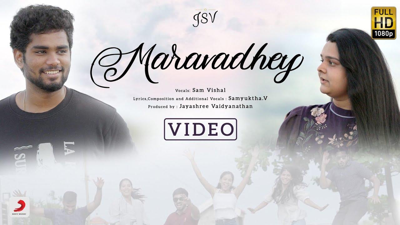 Maravadhey Song Poster
