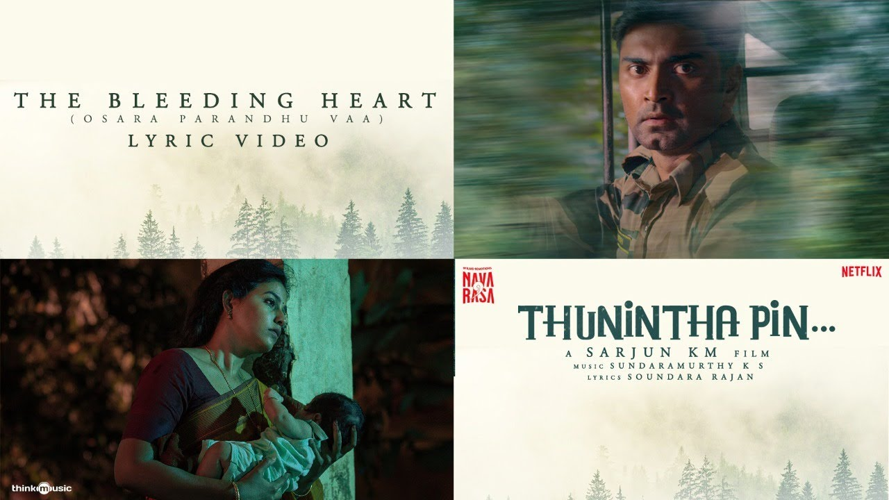 Osara Parandhu Vaa ( The Bleeding Heart) Song Poster