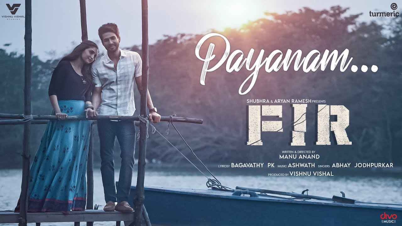 Payanam Song Poster